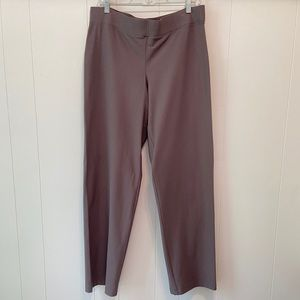 Eileen Fisher Pull-On Pants -Taupe